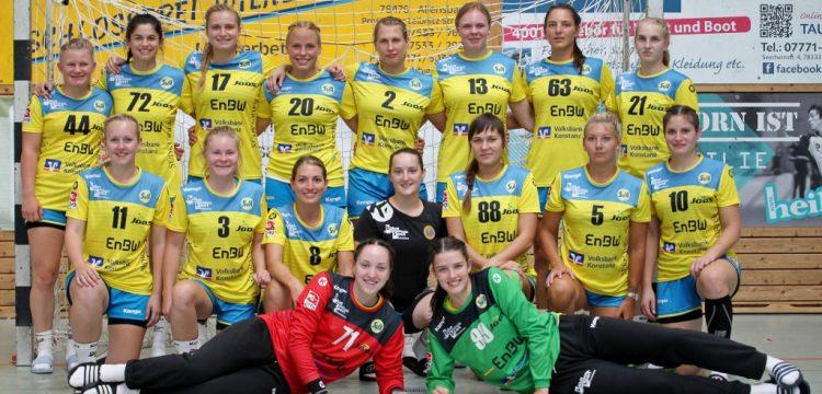 Mannschaftsbild des SV Allensbach Bild: Gunar Fritzsche