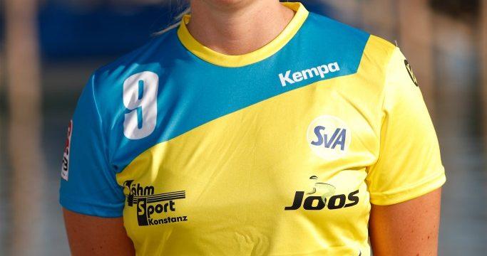 Stefanie Hotz vom SV Allensbach