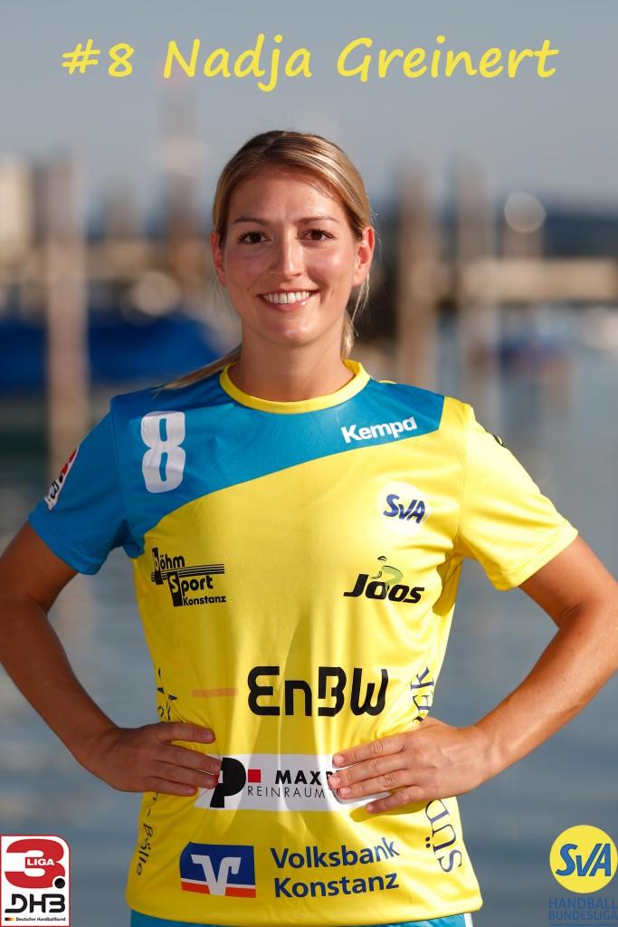 Nadja Greinert vom SV Allensbach