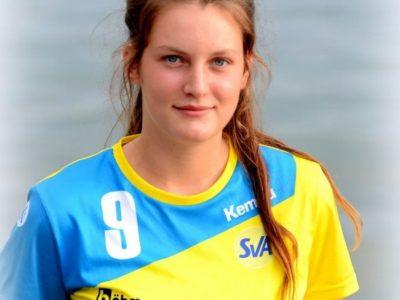 Marit Walz vom SV Allensbach feiert ihren 18. Geburtstag