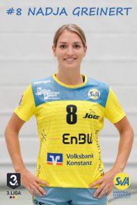 Nr. 8 Nadja Greinert
