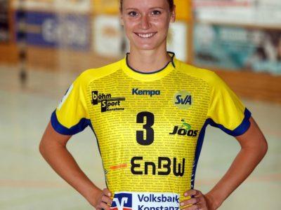 Neuzugang des SV Allensbach Kristiana Mitreiter