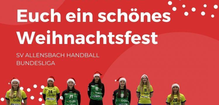 SV Allensbach Weihnachten
