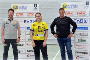 Neuzugang beim SV Allensbach Sara Goudarzi