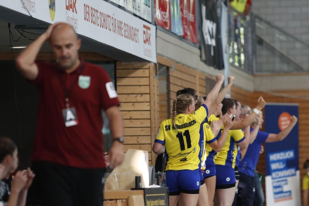 SV Allensbach - FrischAuf Göppingen 2