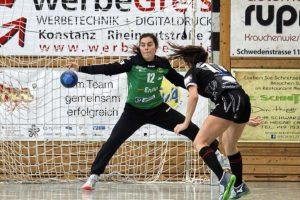 Joelle Arno verlängert ihren Vertrag beim SV Allensbach Handball Bundesliga