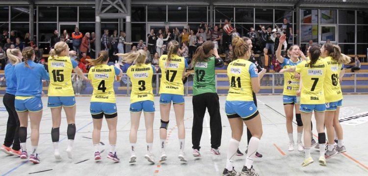 SV Allensbach und Fans