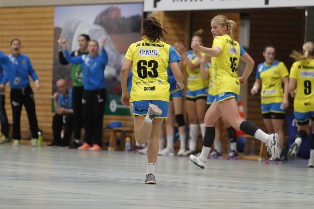 SV Allensbach vs. TV Möglingen