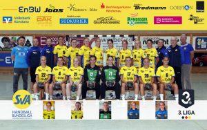SV Allensbach Handball Bundesliga Saison 2021/2022