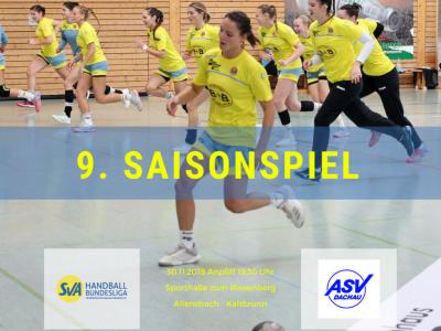 9. Saisonspiel: SV Allensbach vs. ASV Dachau