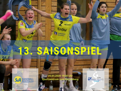13. Saisonspiel: SV Allensbach vs. TV Möglingen