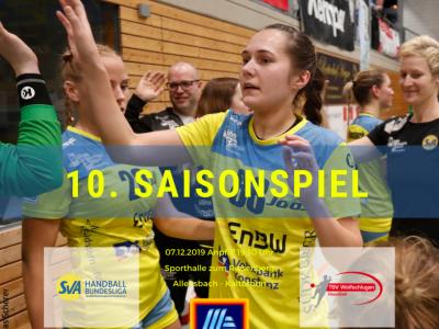 10. Saisonspiel: SV Allensbach vs. TSV Wolfschlugen