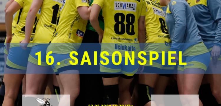 16. Saisonspiel: TV Nellingen vs. SV Allensbach