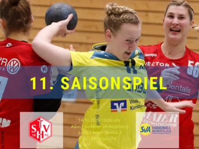 11. Saisonspiel: TSV Haunstetten vs. SV Allensbach