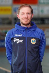 Simon Hafner (Athletiktrainer und Physiotherapeut)