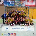 SV Allensbach gewinnt beim TSV Heiningen 41:19
