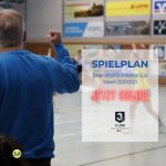 Spielplan 2020/2021 der 3. Handball Bundesliga Süd
