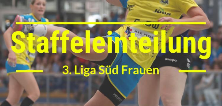 Staffeleinteilung 2019/2020