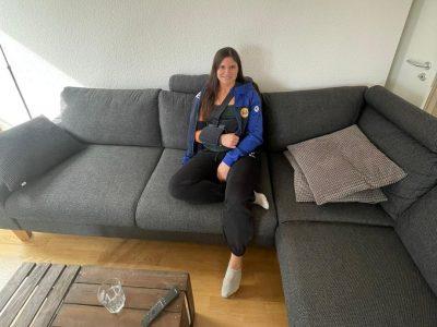 Tabea Maier vom SV Allensbach wurde erfolgreich an der Schulter operiert