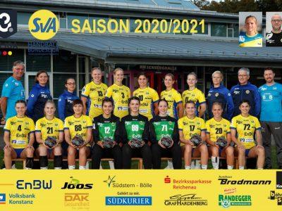 Teamfoto des SV Allensbach Saison 2020/2021