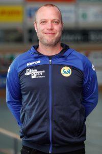 Tillmann Lantzsch (Athletiktrainer und Physiotherapeut)