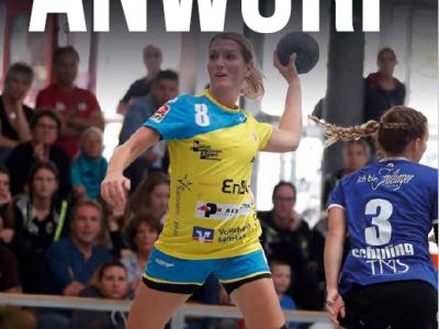 Anwurf SV Allensbach Nadja Greinert