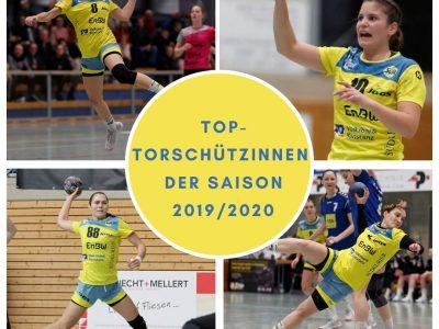 Top-Torschützinnen des SV Allensbach Handball Bundesliga