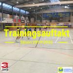 Trainingsauftakt 2019/2020