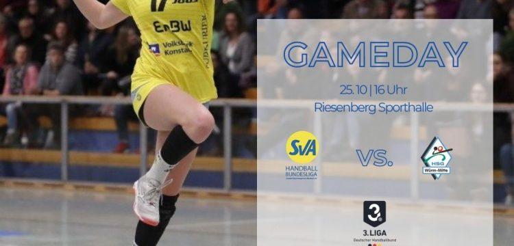 Vorbericht SV Allensbach - HSG Würm-Mitte