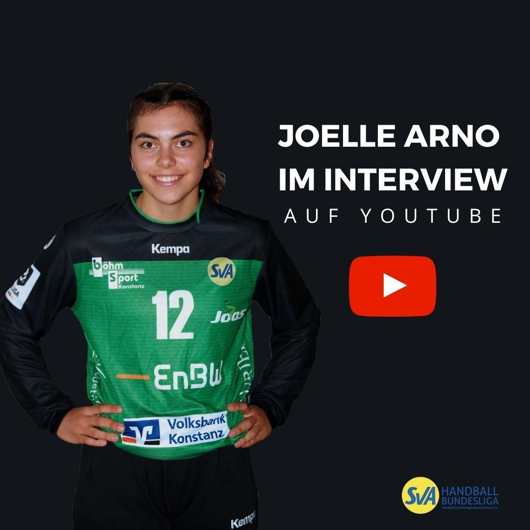 Joelle Arno Interview