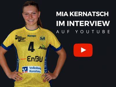 Interview mit Mia Kernatsch