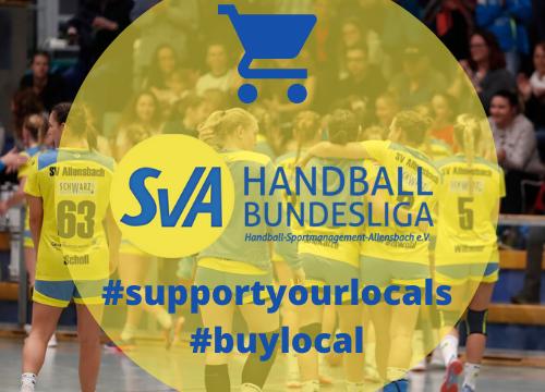 #buylocal und #supportyourlocals