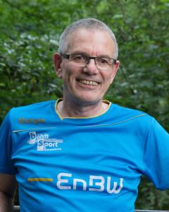 Claus Ammann Trainer SV Allensbach Bild: PD HSA